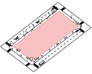 área máxima de lote e quadra